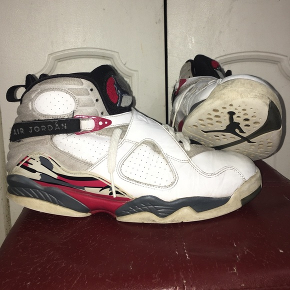 "d4f91bd7dcd9 Air Jordan 8 ""Bugs Bunny"" Men s Size 11 Nike Ball.  M 5a38587fa825a615e600103d"